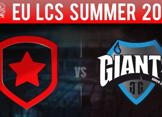 LCS Gambit VS Giants